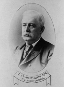 Thomas Rees Morgan, Sr.