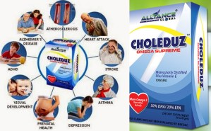 aim global product choleduz