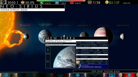 New System View