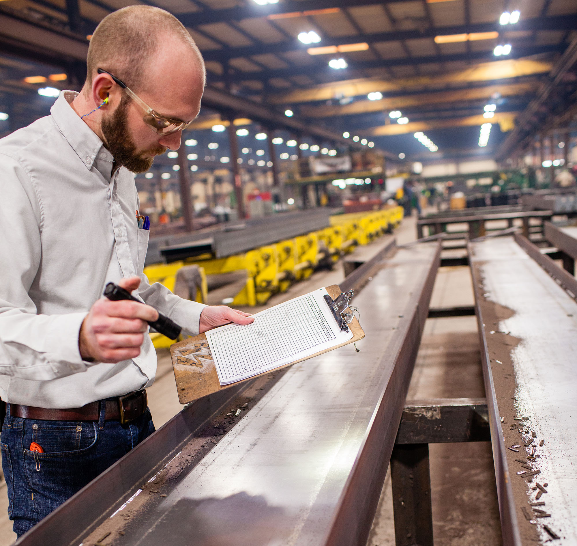 Quality Control Inspector Alliance Steel