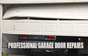 Professional Garage Door Repairs Austin
