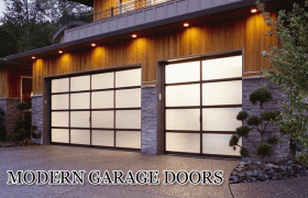Modern Garage Doors Austin Texas