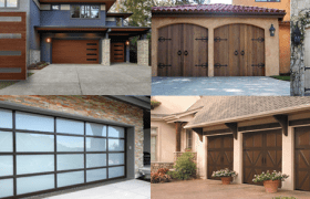 5 Great Garage Door Styles