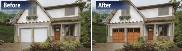 Austin Garage Door Replacement Benefits