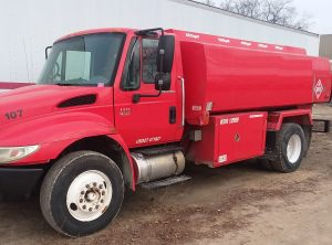 Used fuel tanker for sale