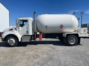 Used Kenworth propane delivery truck for sale