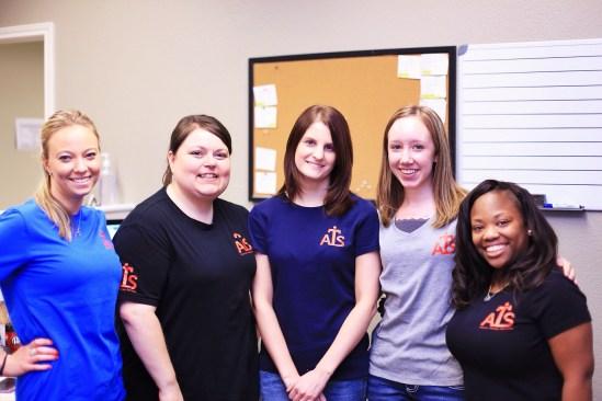 ATS Office Staff
