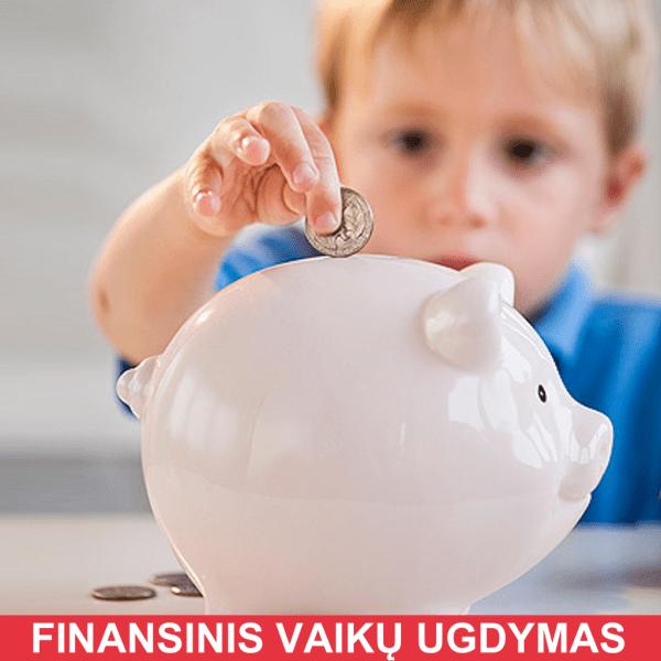 Finansinis vaikų ugdymas