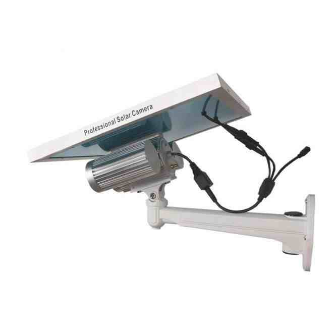video surveillance maroc energie photovoltaique
