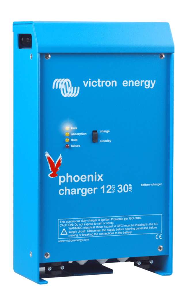 Phoenix Charger 12V 30A (right)