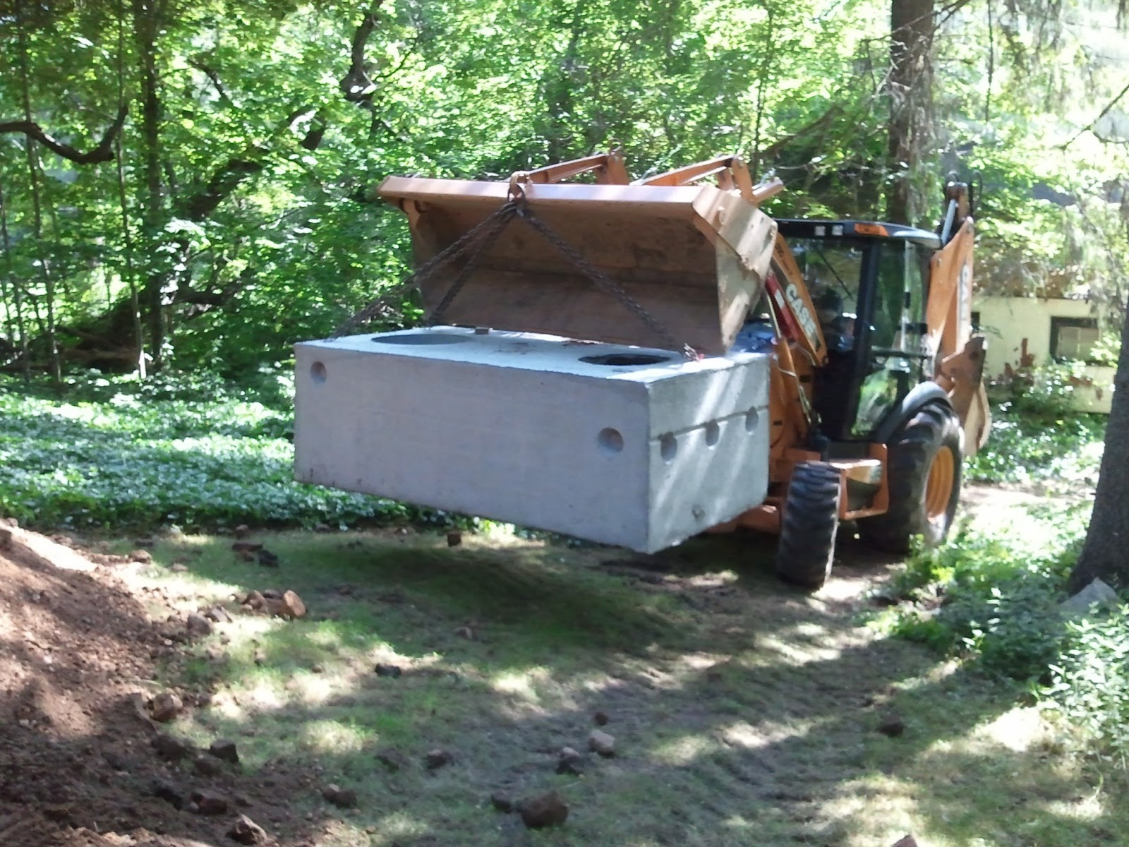 Sewerrepair all type plumbing services for Septic tank plumbing problems