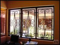 Five Facts About Wrought Iron Security Bars | Allied Gate Co.