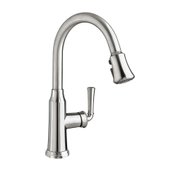 American Standard Kitchen Faucet Ellas Baby Food Portsmouth 1 Handle Pull Down High Arc