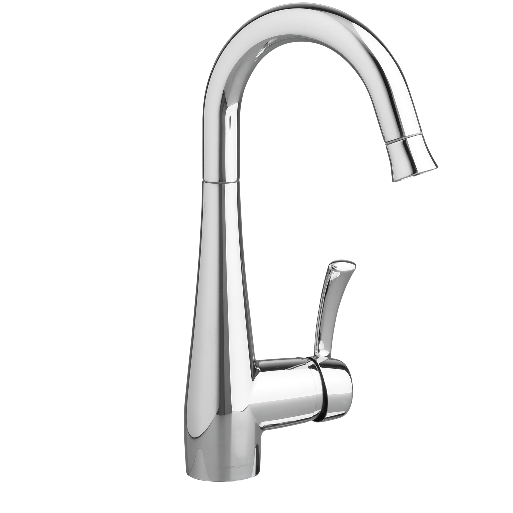 american standard quince kitchen faucet essentials by calphalon 1-handle pull down high arc bar ...