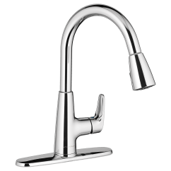 Professional Kitchen Faucet Macy's Towels American Standard Colony Pro Single Handle