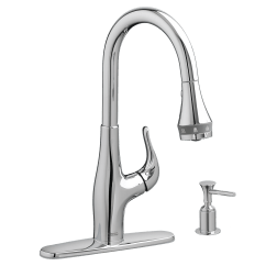 American Standard Kitchen Faucets Parts Upgrades Xavier Selectflo Pull Down