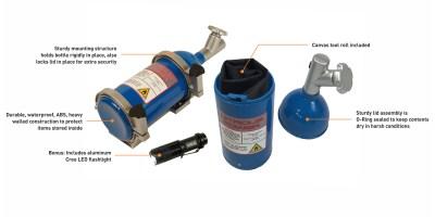 Nitrous Power Tool Kit Features