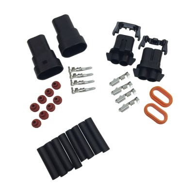 TRIGGER ACS Male-Female Connector Set   Allied Powersports