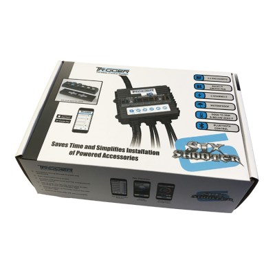 TRIGGER SIX SHOOTER Wireless Accessory Control System Box 01