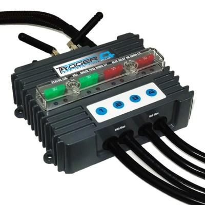 Trigger 4 Plus Wireless Accessory Controller 2100 Hero 03b Closeup