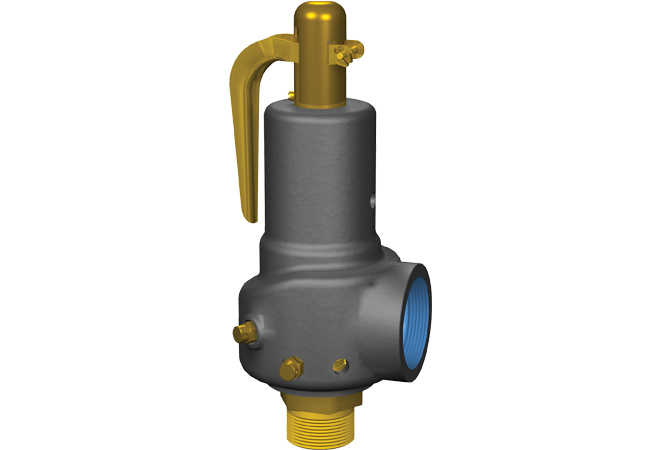 Consolidated 15411543 Series Safety Valve Allied Valve Inc