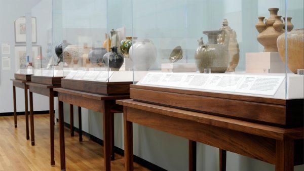University Of Michigan Museum Art Exhibition Furniture