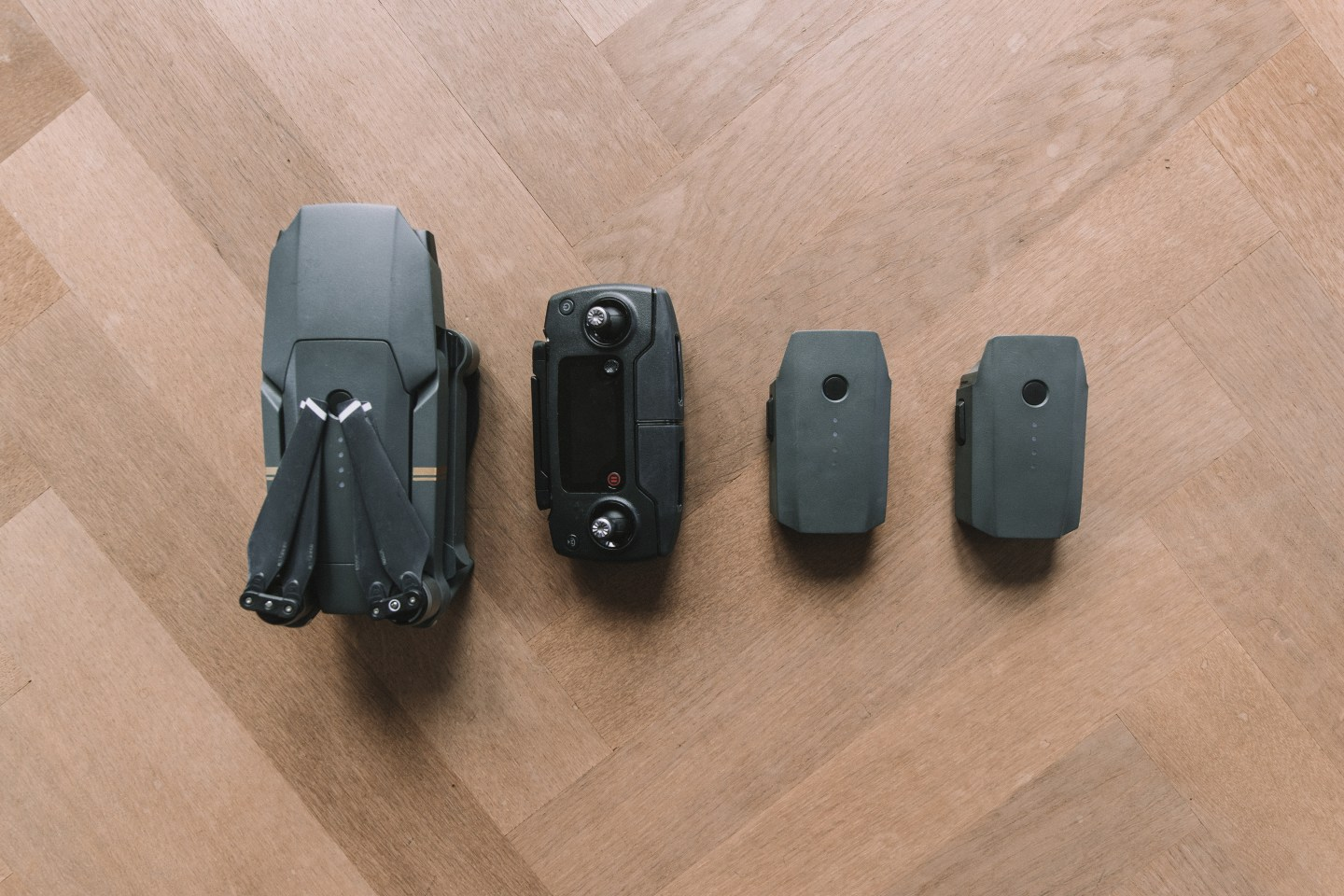What's In My Camera Bag: DJI Mavic Drone