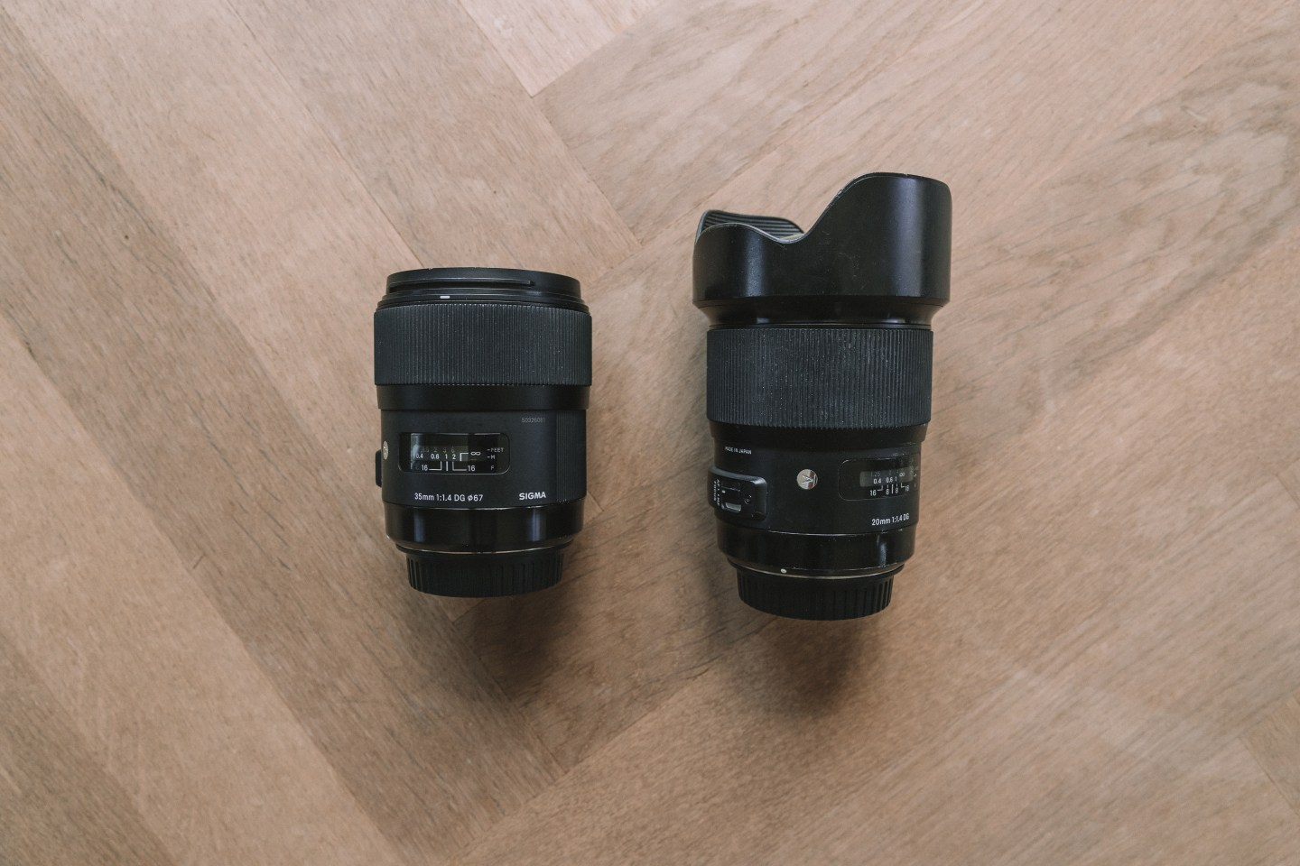 Sigma Camera Lenses - Allie M. Taylor Photography Gear