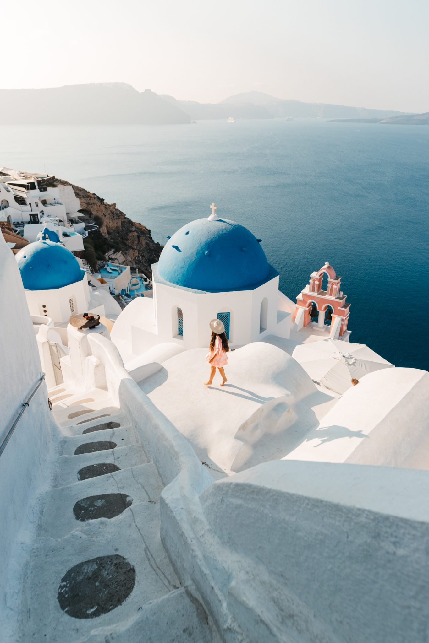 The 5 Best Photo Locations in Santorini, Greece - Allie M. Taylor