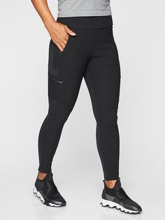 Athleta Womens Headlands Hybrid Cargo Tight