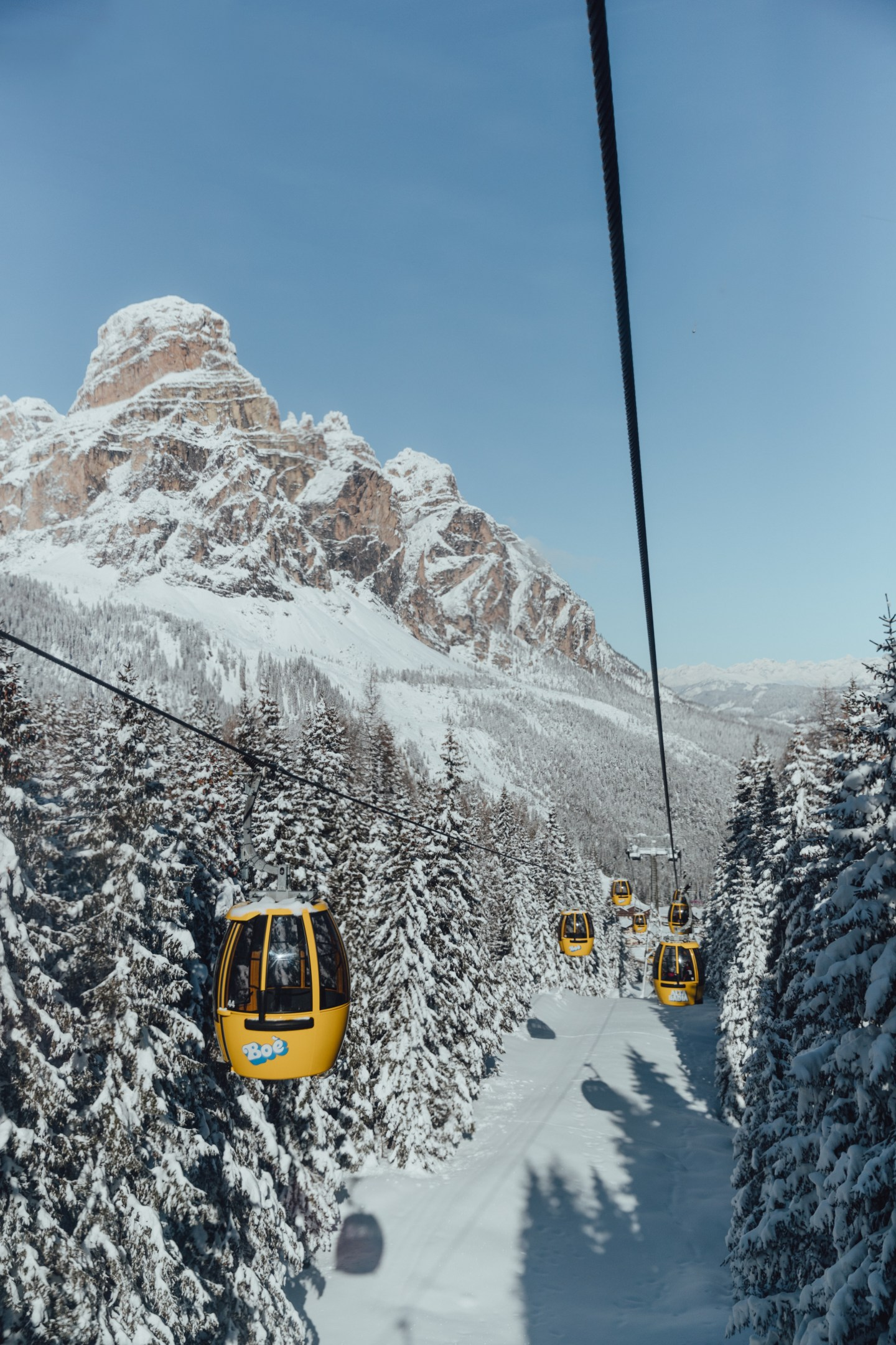 Weekend Winter Getaway In The Dolomites - Allie M. Taylor