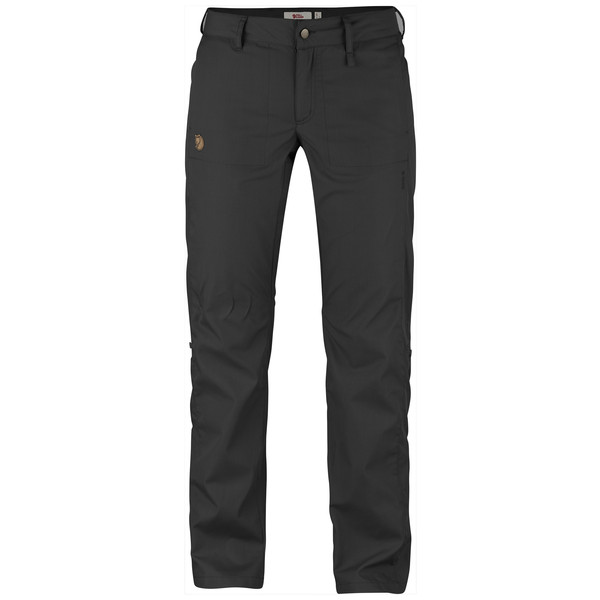 Fjallraven Black Trekking Pants