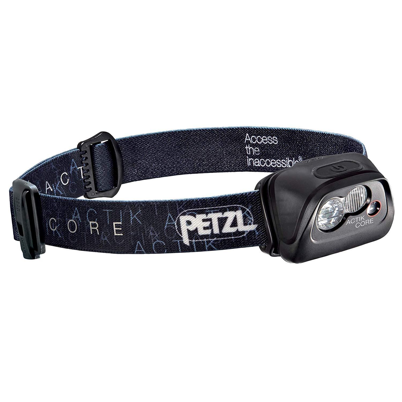 Dark Blue Headlamp Petzl