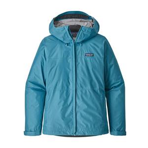 Turquoise Patagonia Windproof Jacket