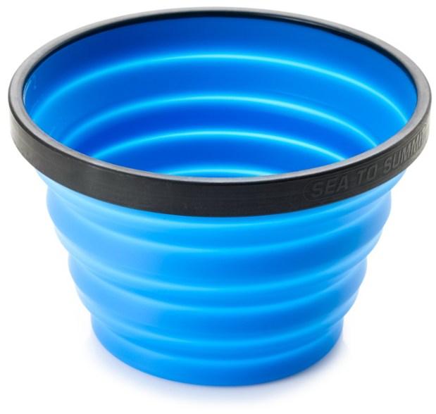 Blue Collapsible Mug