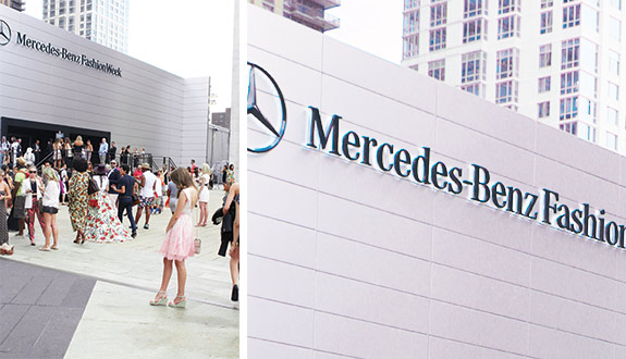 Mercedes-Benz Fashion Week Spring-Summer 2015 Part Two