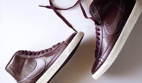 Nike, the Pantone Color of the Year and a Chic Pair of Kicks to Kick Off 2015
