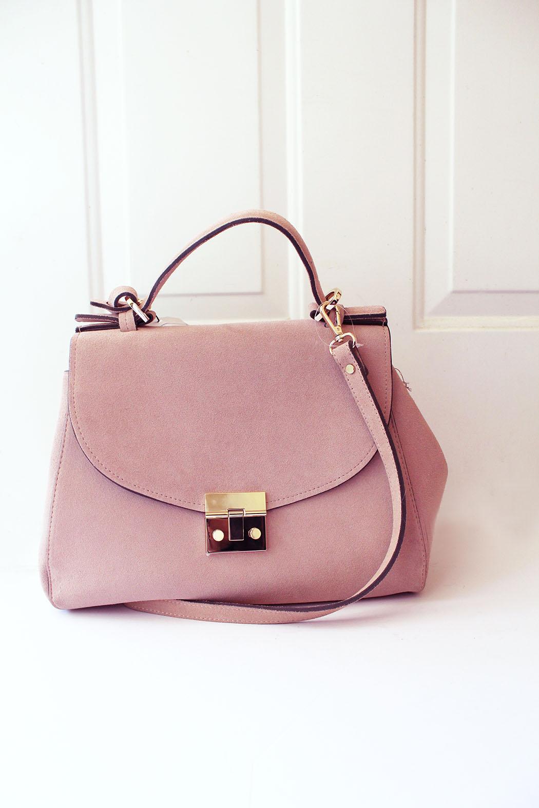 Zara-suede-bag