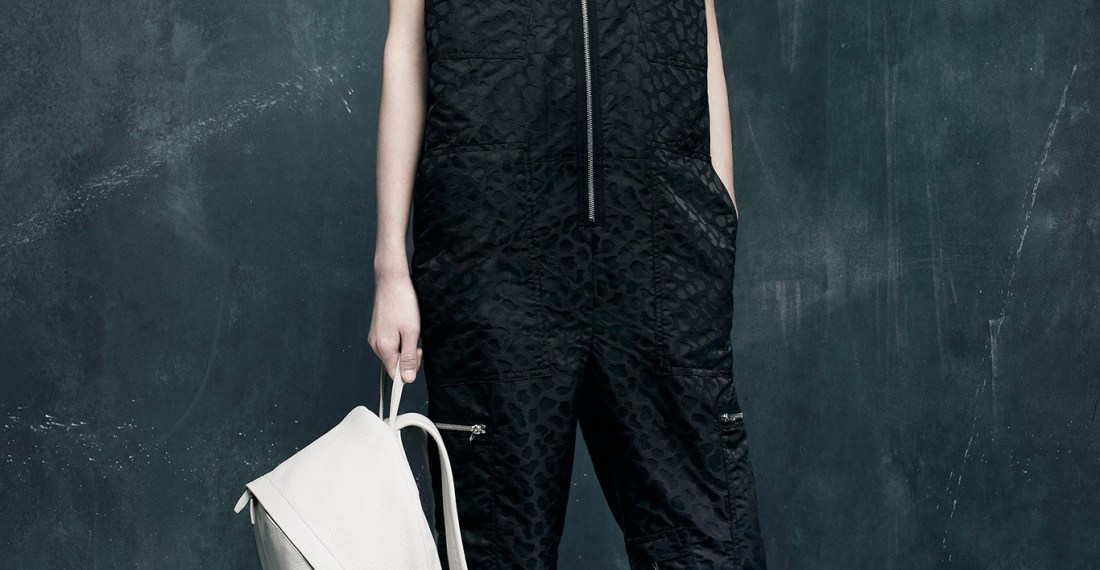 Alexander Wang Pre Fall 2015 for Lookbook Friday