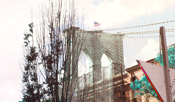 """An Afternoon Spent in DUMBO Brooklyn and an """"Adventure"""" in Dinning."""