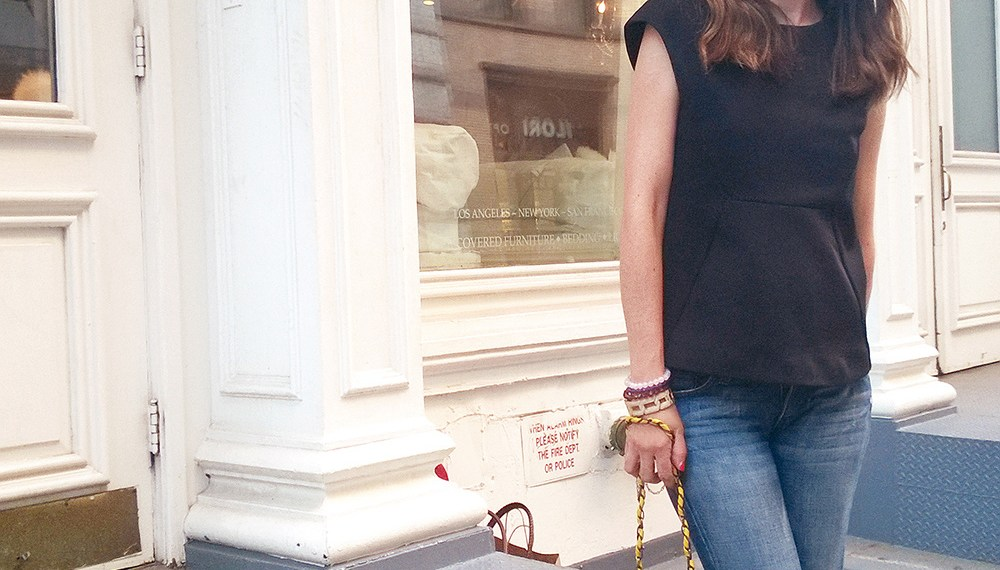 Zara Lace-up Shoes and a Lovely Night Out in Soho