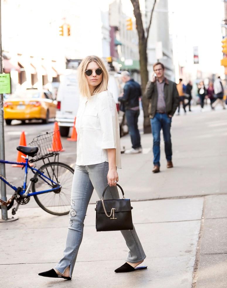 J Brand jeans H&M top (10)