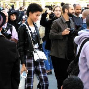 More from PFW outside PalaisdeTokyo fallfashion streetstyle styleblogger fashionblogger