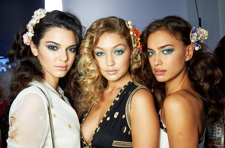 The Bold Eye makeup trend—Do you do it? Would You Do It?