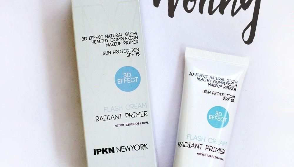 IBKN New York 3D Flash Cream Radiant