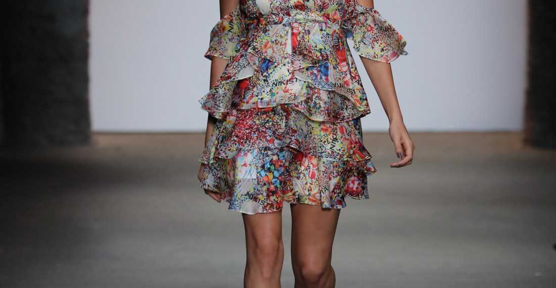 NIKISTAVIA SS 2015 At The Nolcha Shows for NYFW
