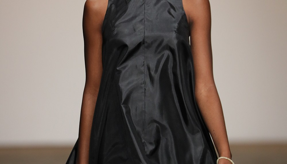 """Stevenson University for the Nolcha """"ONE'S TO WATCH"""" SHOW @NYFW FALL 2017"""