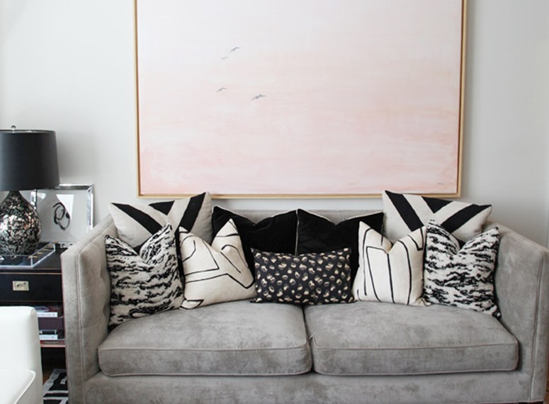 Jen of made by girl and her gorgeous nyc home