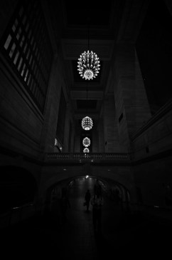 Grand Central Lights, New York