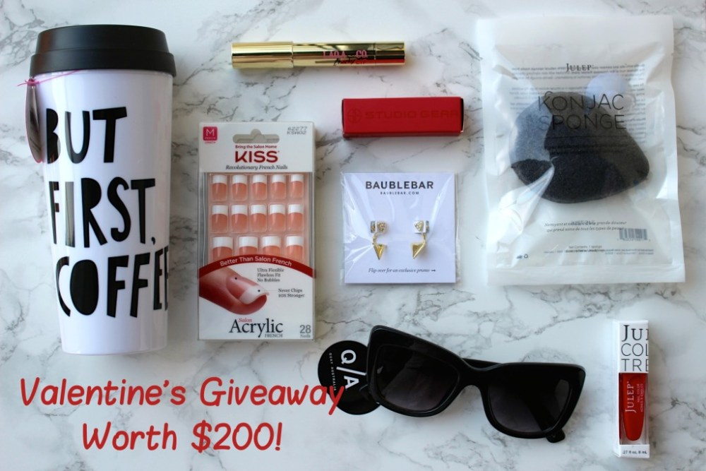 Valentine's Day Giveaway - Worth $200